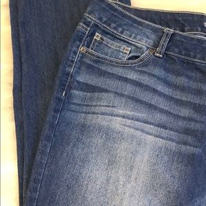 Maurices Jeans - Maurices Straight Leg Jeans